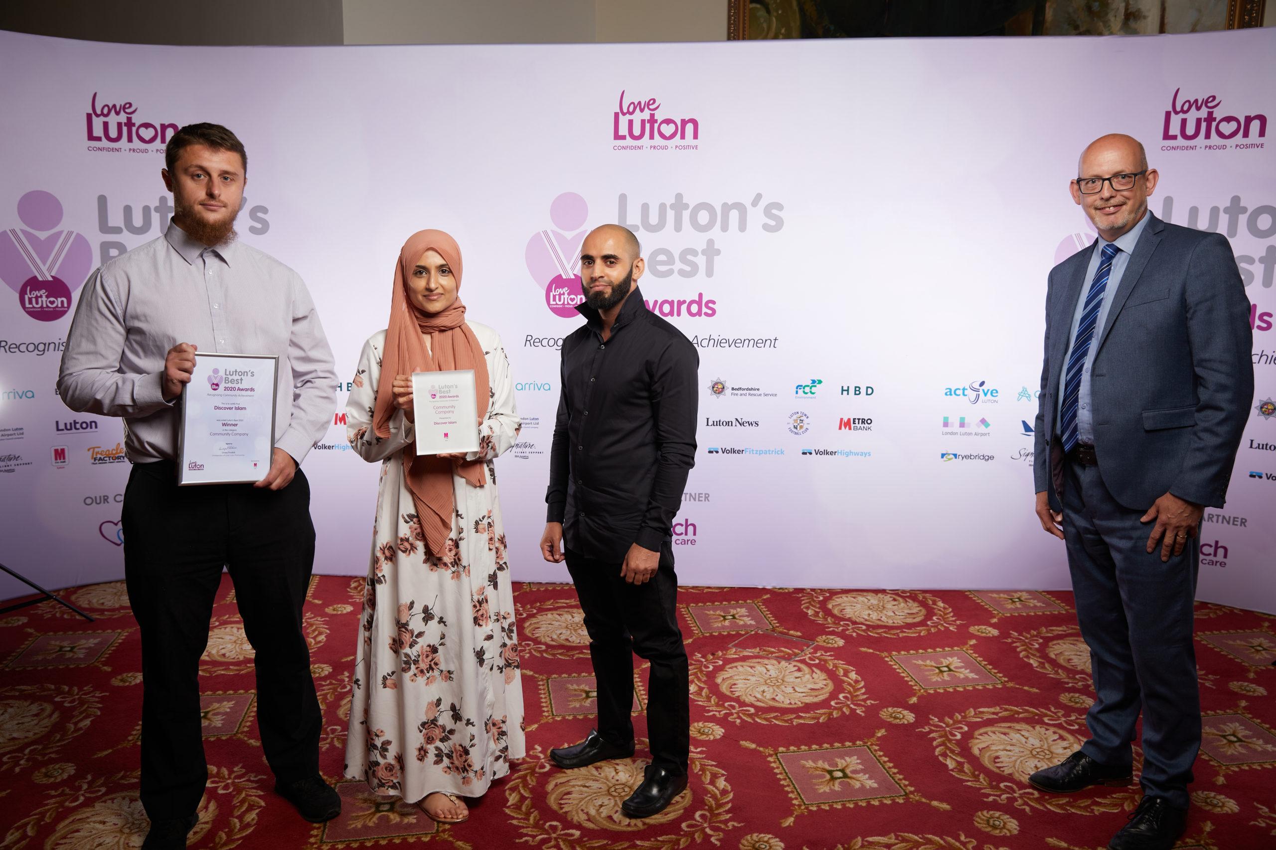 Community Company Discover Islam Winner
