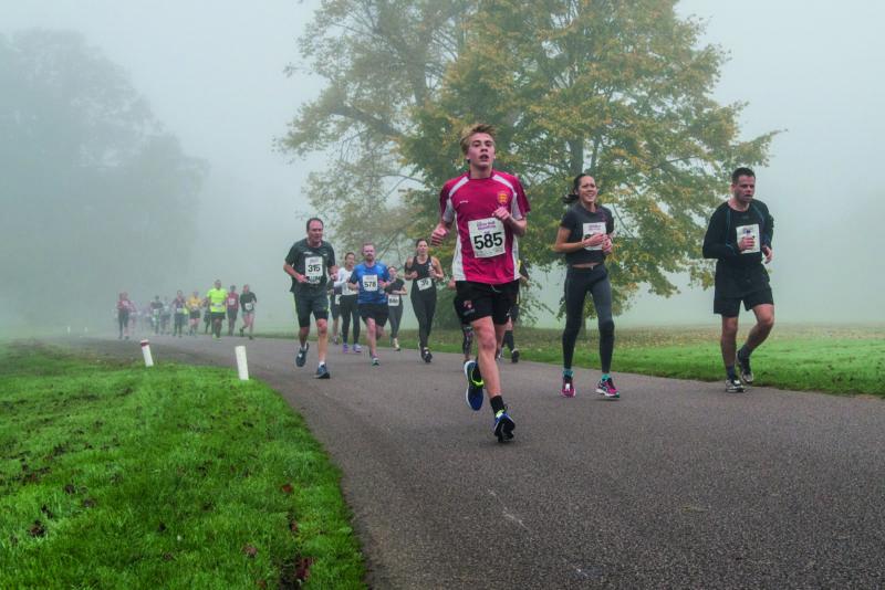Half Marathon - Halfway