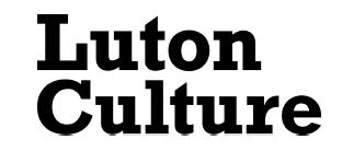 Luton Culture Logo