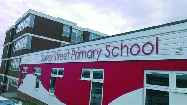 Surry Street Primary School