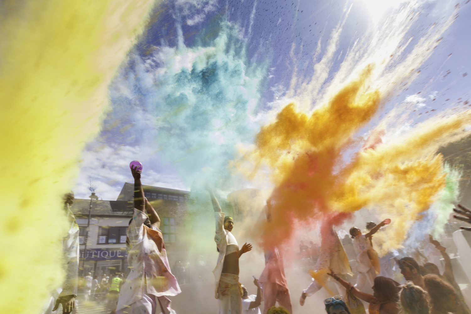 Colour Festival Photo Gallery